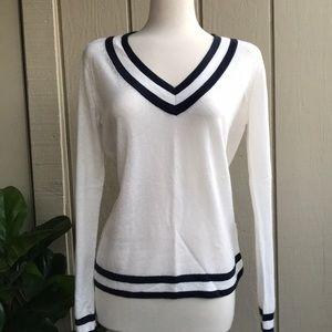 C&C California V neck sweater
